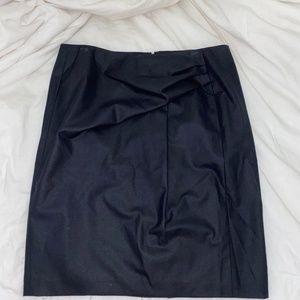 Jones New York Navy Skirt